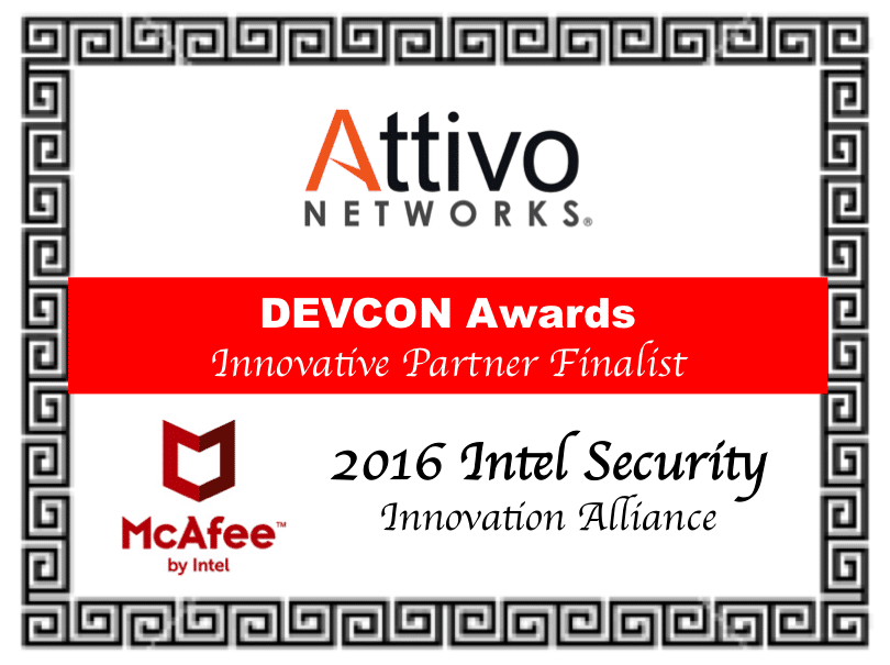 McAfee Archives - Attivo Networks