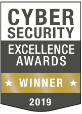 cybersecurity excellence award 2019