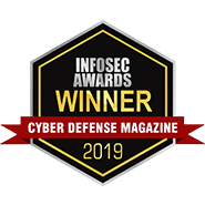 Honored for Advanced Threat Detection Innovation in Cyber Defense Magazines 2019 InfoSec Awards