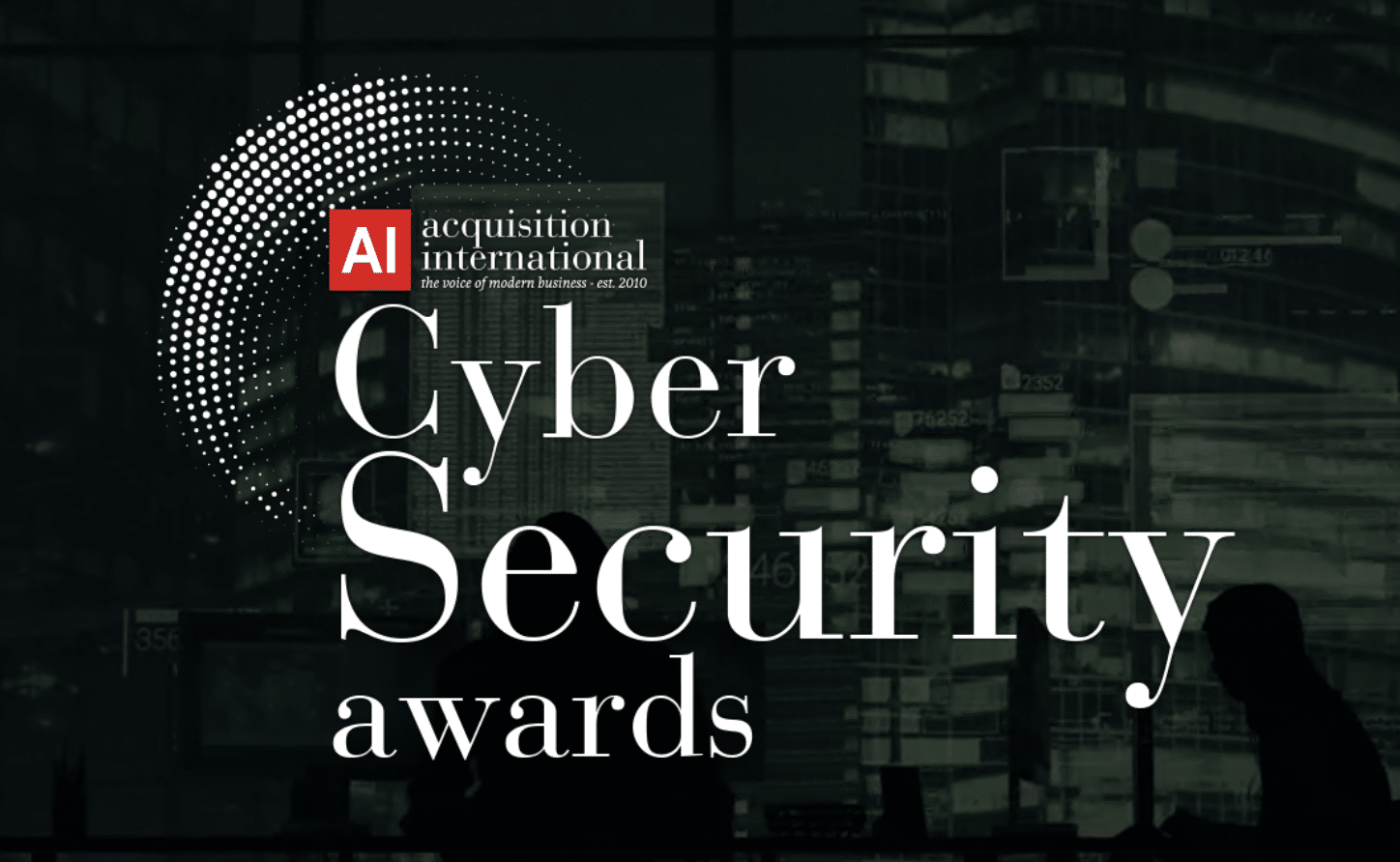AI cybersecurity awards