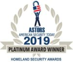 Astors award platinum 2019