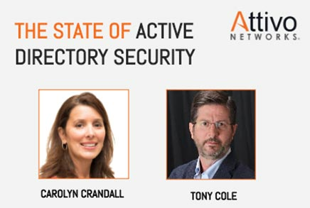 Carolyn Crandall and Tony Cole discuss the state of Active Directory protection
